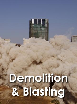 Industry: Demolition & Blasting Tender
