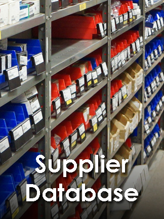Industry: Supplier Database Tender