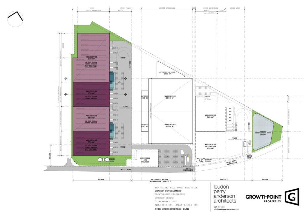 PPA 20679 - 20680 - Millroad Park Warehouses