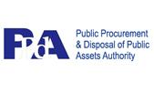 Public Procurement Disposal Authority Tenders