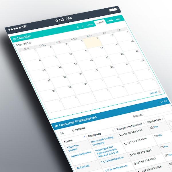 Calendar Portlet