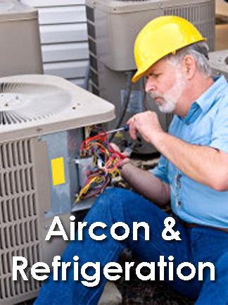 Industry: Air Con & Refrigeration Tender