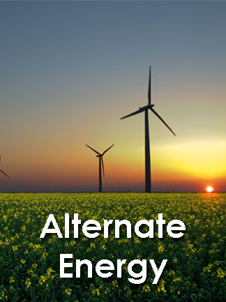 Industry: Alternate Energy Tender