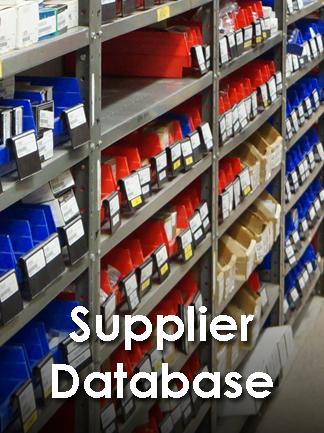 Industry: Supplier Database Tender
