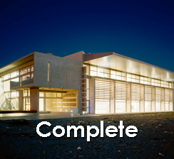 Completed Construction Tenders and Building Projects