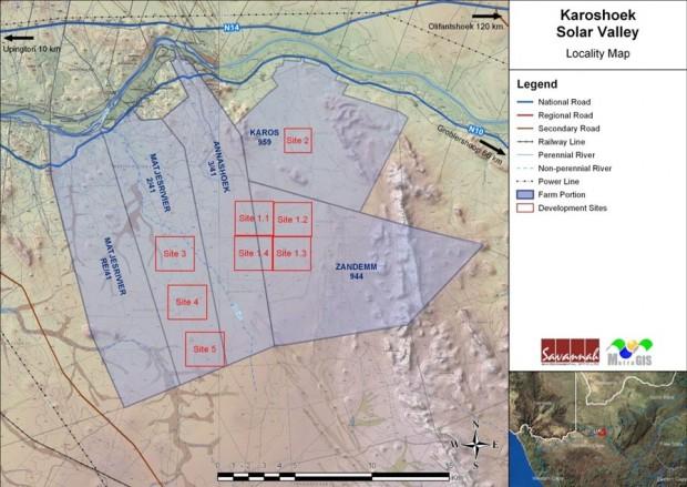 PPA 8374 - Ilanga CSP 1 / Karoshoek Solar Valley