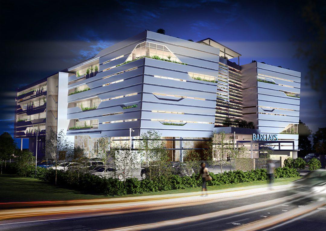Barclays ABSA Head Office, Ghana