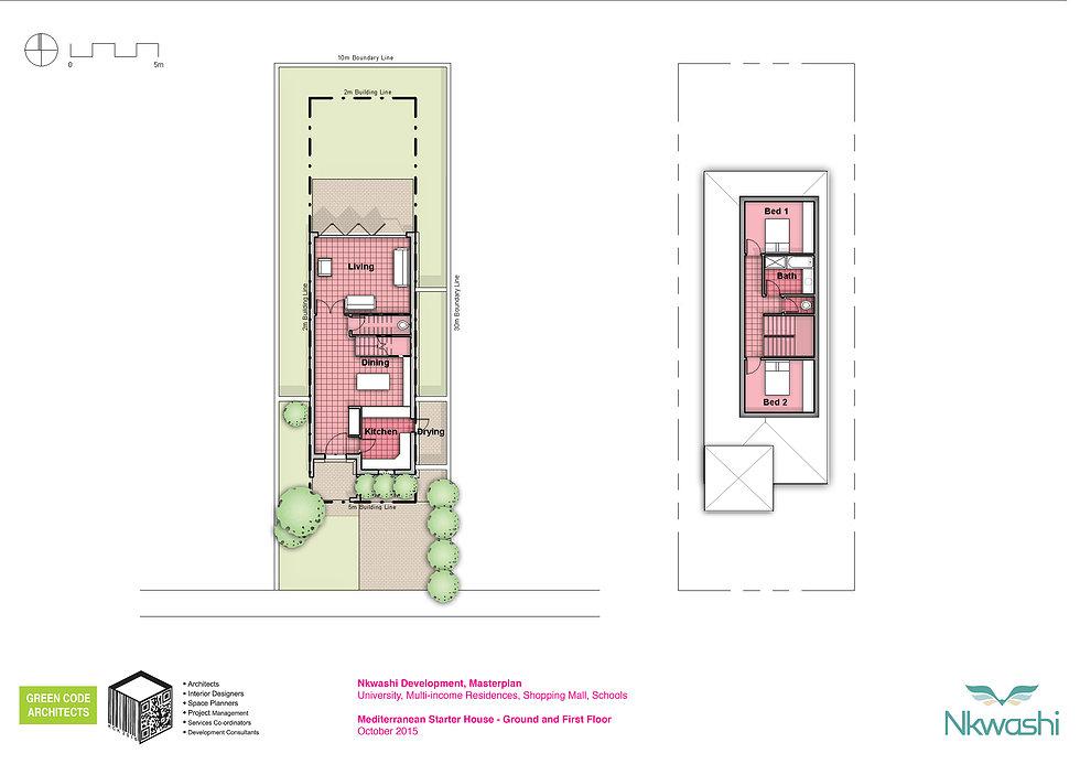 House Master Plan