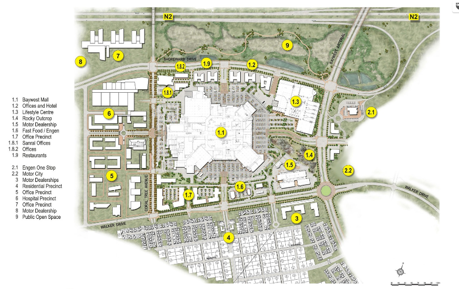 baywest city green office building. Geographic Location Plan Baywest City Green Office Building F