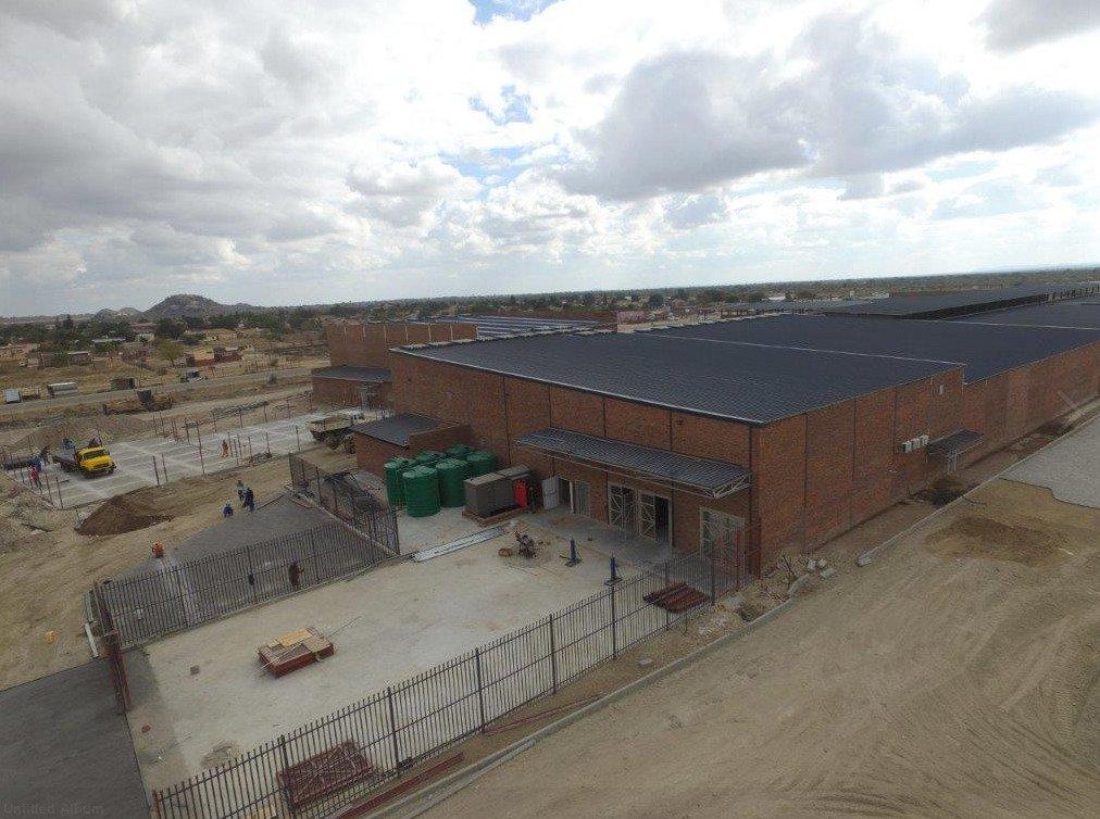 Construction Progress - June 2018