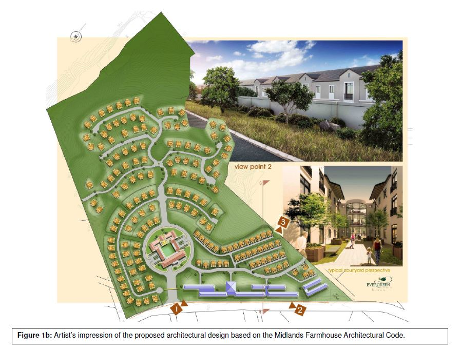 Project: Evergreen Retirement Lifestyle Village - Hilton 1