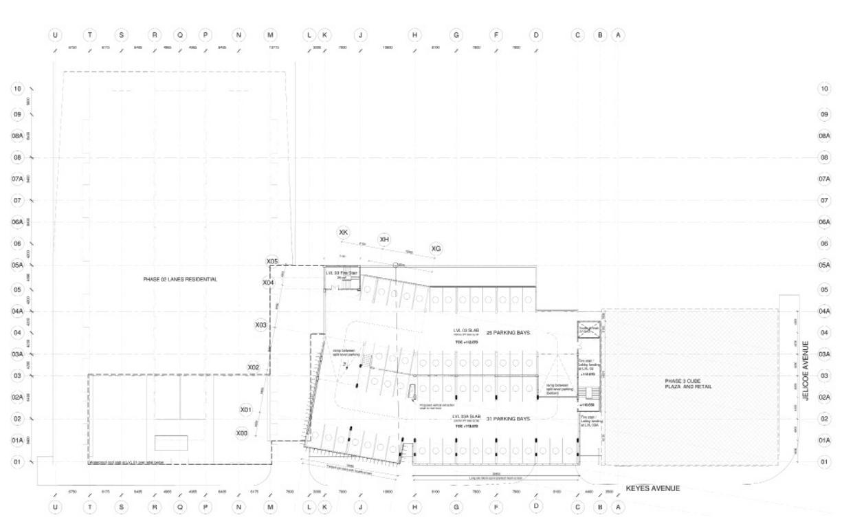Site Layout Ground Plan