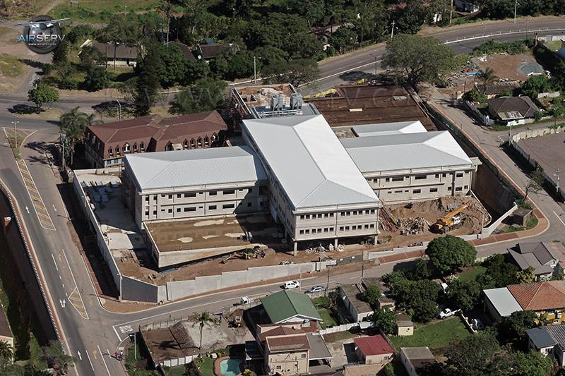 Ahmed Al Kadi Private Hospital in Mayville, Durban