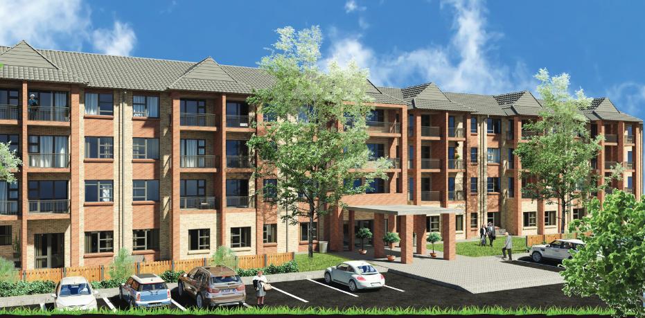 Project: Bronberg Retirement Village | L2B