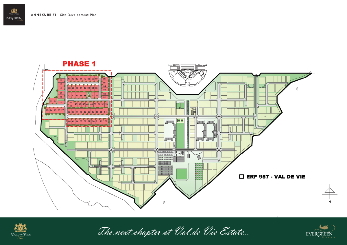 PPA 20592 - 20597 - Evergreen at Val de Vie - Phase 1