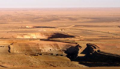 Tasiast Gold Mine, Mauritania